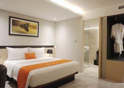 J4 Hotels Legian Kamar Tamu