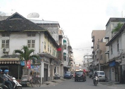 Citi Inn Sun Yat Sen Medan Pemandangan
