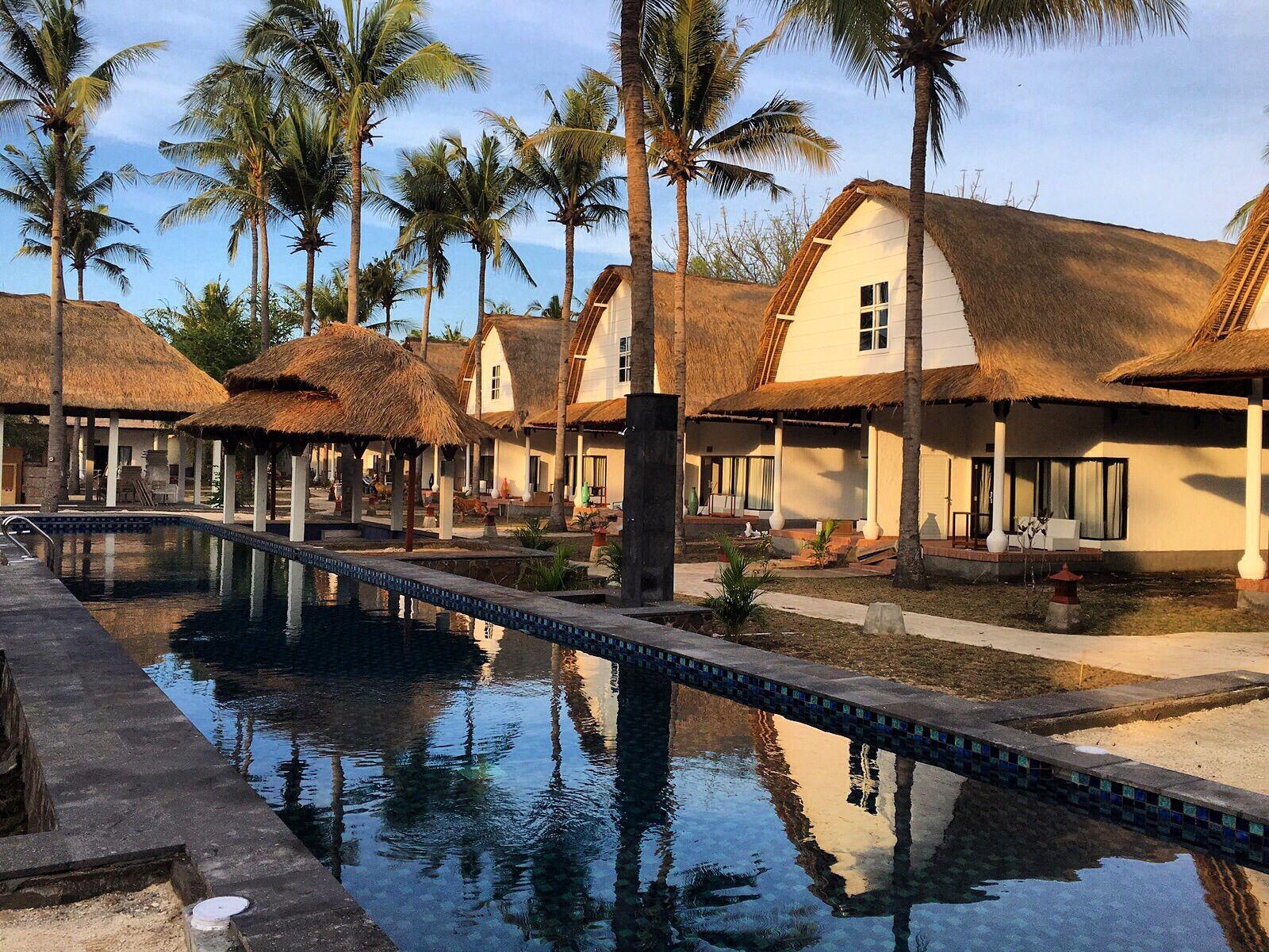 Oceano Jambuluwuk Resort Gili Trawangan, Kepulauan Gili