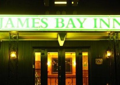 James Bay Inn Hotel & Suites Teras
