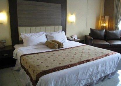 Jangga House Bed and Breakfast Kamar Tamu