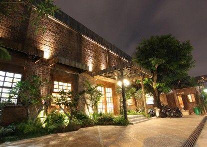Java Villas Boutique Hotel & Resto Eksterior