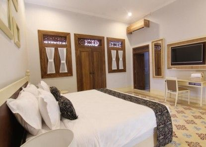 Java Villas Boutique Hotel & Resto Kamar Tamu