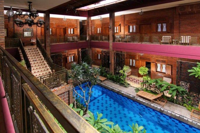 Java Villas Boutique Hotel & Resto, Yogyakarta
