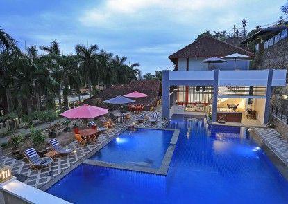 Jazz Senggigi Hotel Kolam Renang