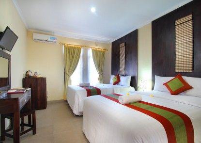 Jimbaran Lestari Hotel and Residence - Spa Kamar Tamu