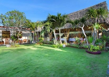 Jimbaran Lestari Hotel and Residence - Spa Taman
