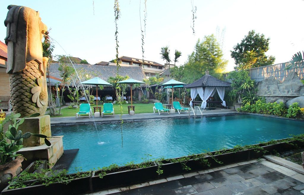 Jimbaran Lestari Hotel and Residence - Spa, Badung