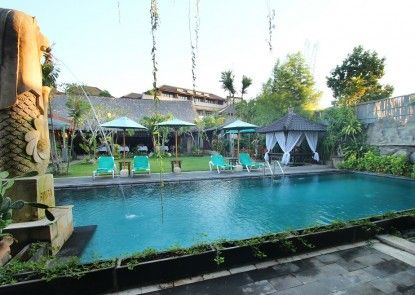Jimbaran Lestari Hotel and Residence - Spa Kolam Renang Utama