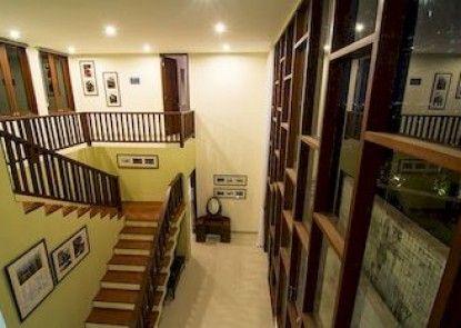 Jimbaran View Villa Teras