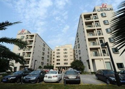 Jinjiang Inn Shanghai Huamu