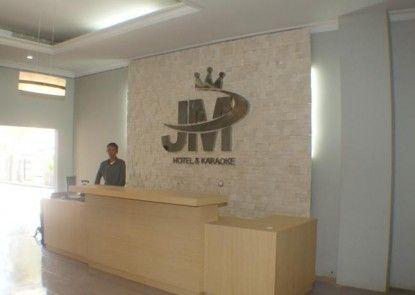 JM Hotel Kuta Lombok Penerima Tamu