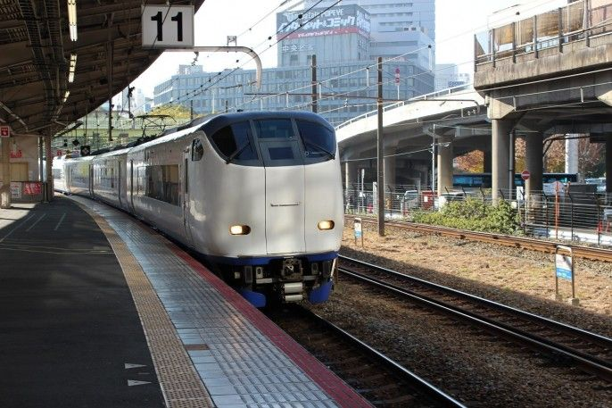 harga tiket JR Pass - Kansai Area