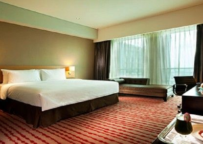 JS Luwansa Hotel & Convention Center Kamar Tamu