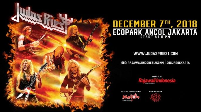 Judas Priest Live In Concert 2018