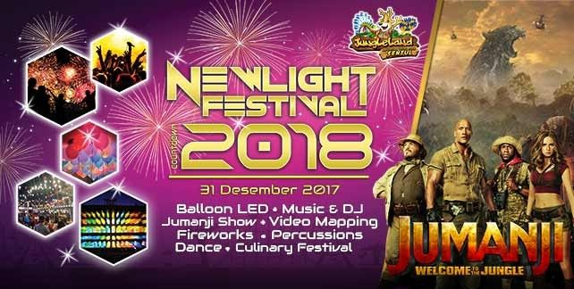 JungleLand Adventure New Year Special