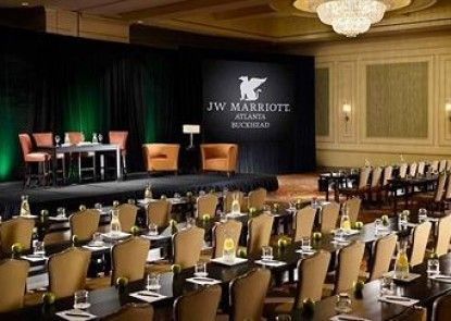 JW Marriott Atlanta Buckhead Teras