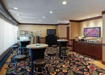 JW Marriott Hotel Grand Rapids Teras