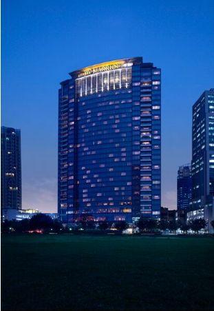 JW Marriott Hotel Jakarta, Jakarta Selatan