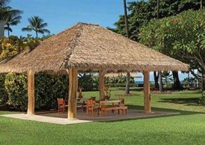 Kaanapali Beach Hotel Teras