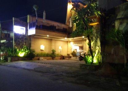 Kabana Hotel Lombok Tempat Parkir