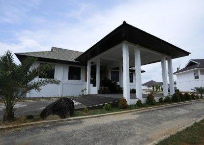 Kahyangan Resort Pintu Masuk
