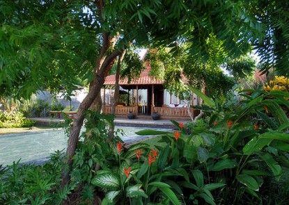 Kajane Tulamben Bali Pemandangan