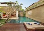 Pesan Kamar Villa, 1 Bedroom, Private Pool #11 di Kamajaya Villas Bali