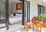 Pesan Kamar Kamboja Family Room (Free Mini Bar) di Kebun Villas & Resort