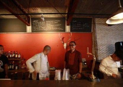 KAMP Houkan-cho Backpacker\'s Inn & Lounge