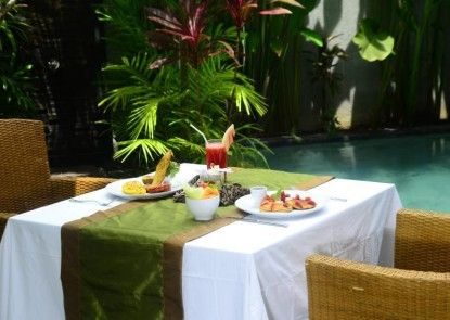 Kampoeng Villa Bali Teras