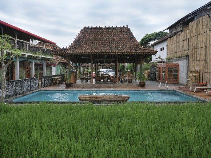 Kampung Lawasan Heritage Cottage Yogyakarta, Sleman