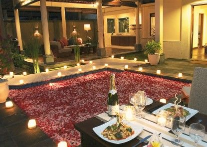 Kamuela Villas and Suite Sanur Layanan Private Dining