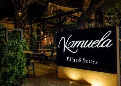 Kamuela Villas and Suite Sanur Pintu Masuk