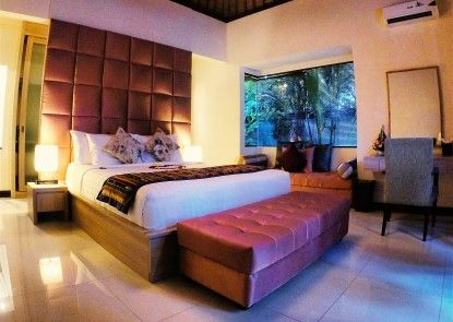 Kamuela Villas and Suite Sanur Kamar Tamu