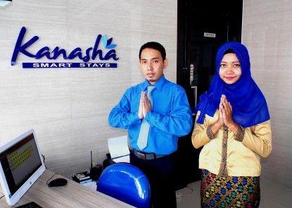 Kanasha Hotel Medan Penerima Tamu