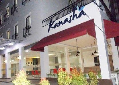 Kanasha Hotel Medan Eksterior