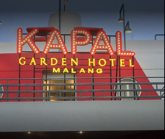 Kapal Garden Hotel Malang, Malang