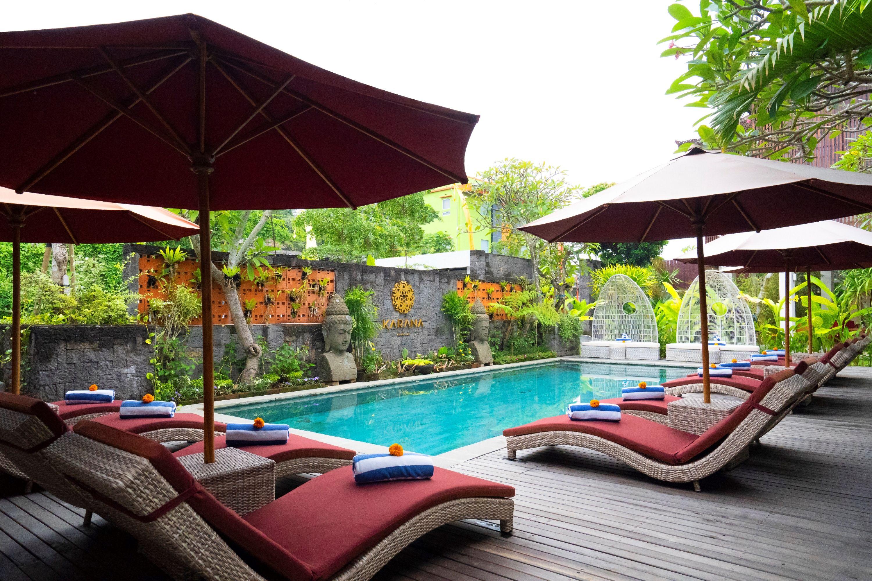 Freddies Villas Ubud Bali, Gianyar