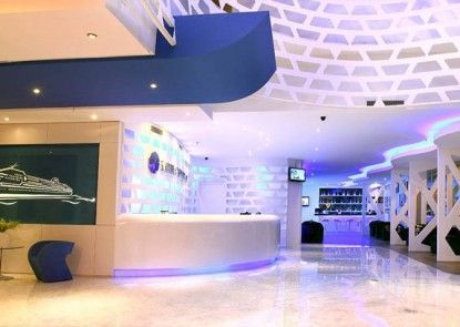Karibia Boutique Hotel Medan Lobby