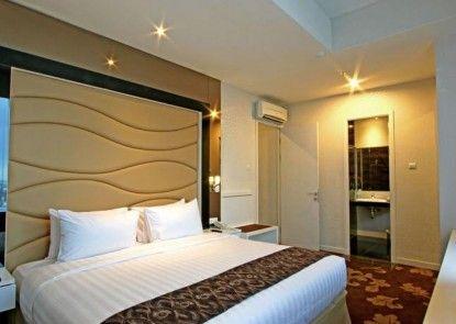 Karibia Boutique Hotel Medan Kamar Tamu