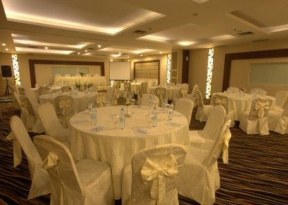 Karibia Boutique Hotel Medan Ruangan Meeting