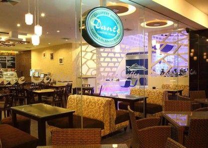 Karibia Boutique Hotel Medan Kafe