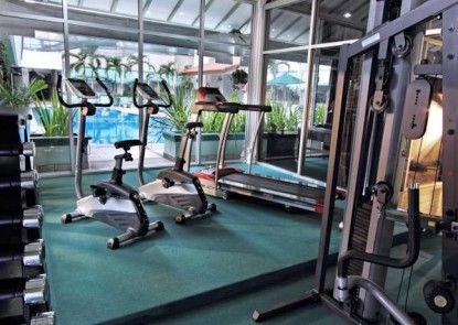 Kartika Chandra Hotel Ruangan Fitness