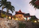 Pesan Kamar 4 Bedroom Thai Style Luxury Villa With Private Pool di Kata Sea View Villas