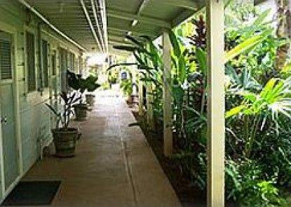 Kauai Palms Hotel Teras