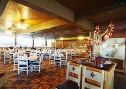 Kayenta Monument Valley Inn Teras
