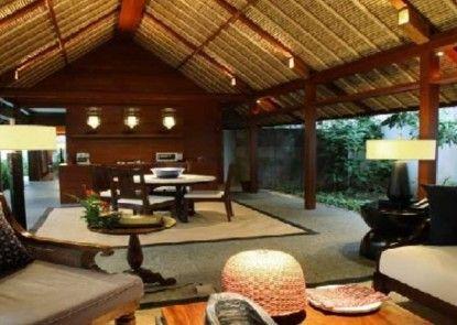 Kayumanis Jimbaran Private Estate and Spa Ruang Tamu