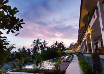 Kebun Villas & Resort Pemandangan