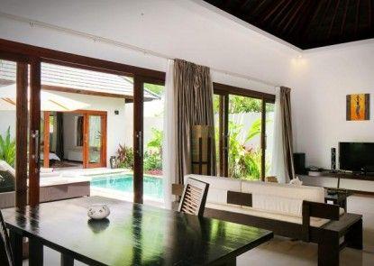Kebun Villas & Resort Ruang Tamu
